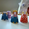 【イースター工作】無料の素材で作る着せ替え人形が可愛くできた!