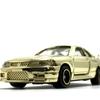 日産スカイライン GT-R(R33) 金メッキバージョン