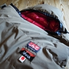 Granstreamオリジナル寝袋 「焚き火繭」Made in BIWAKO