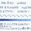 #007 ROHRER&KLINGNER royal blue