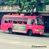 トンローの赤バス