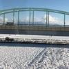 風景:新潟散歩【雪景色 奇跡の晴天】