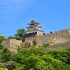丸亀城 城と迷信