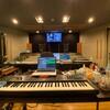 スタジオセッション、気持ちいい。