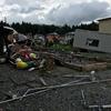 滋賀県米原市内で住宅の屋根や電柱が倒れる被害!当時市内では竜巻注意情報が出されており、竜巻による被害か!?