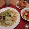 (再)アンチョビとキャベツのスパゲッティ