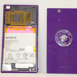 4年使ったXperia Z Ultraのバッテリーを交換してみました