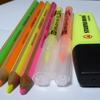 要注意です!僕たちが蛍光ペンを使うときに守るべき「3つのルール」