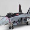 1/32 ドイツレベル F/A-18 スーパーホーネット(完成)