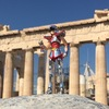 小宇宙高い系なのでギリシャの神殿にアテナ像を立てる