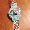 今週のクレーンゲームの収穫 ドラえもんのうさぎとプリキュアの腕時計