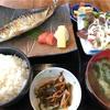 北海道炉端 原始焼き(Hokkaido Robata Genshiyaki)1号店atスクンビットsoi31の定食@プロンポン・アソーク