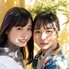 """日向坂46・上村ひなの&高橋未来虹""""3期生ペア""""、ほっこり素顔を撮り下ろし"""