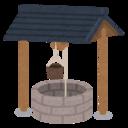 かえるの井戸