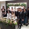スタッフの結婚式に参列してきました