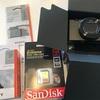カメラ(SONY DSC-RX100M3)を買ってみた
