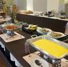 富ノ湖ホテルの朝食