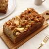 人気モデルの簡単オートミールバナナパウンドケーキ
