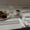 札幌市 CAFE  BLANC / 真っ白な外観&店内