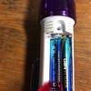 乃木坂のスティックライトの乾電池は3つ