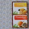 バリ島土産の紅茶*レモン&パッションフルーツティー