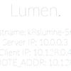 Kubernetes で Lumen を動かす