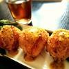 【雑穀料理】特製ソースが決め手!里芋コロッケの作り方・レシピ【エゴマと白高キビ】
