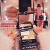 makeup revolution アイラブチョコレート Pink Fizzの使い方