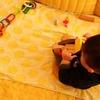 【生後6ヶ月】息子のひとり遊びを撮ってみた