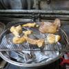 100円均一アイテムで作る!!合鴨のモモ肉とサケの白子の燻製です。お酒好きにはヤバかも?