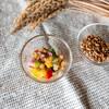スペルト小麦と夏野菜のマリネ
