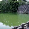 霞城のお濠(山形県山形)