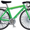 tn2.自転車(1)通学でのクラクション