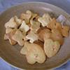 ハートのクッキーを作る