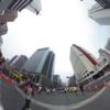 私の東京マラソン2015(4) 35キロ以降の晴海通りを経てゴールへ!!