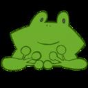 カエルさん。ぱちぱち日記
