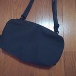 ユニクロのウエストバッグ購入。ショルダーとしても使える3WAY