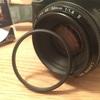 オフロードでカメラを壊さないようにレンズ保護フィルターを装備した話