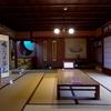 福井県小浜市:旧料亭「蓬嶋楼」,羽振り良き時代の豪邸,夢の跡。