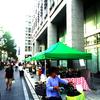 【odona淀屋橋】毎週水曜日は大阪マルシェほんまもんが開催。生産者さんから直接安心な野菜が購入できる!【スポット<淀屋橋>】