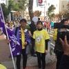 【その②】神戸マラソンの応援〜テレビに出たよ