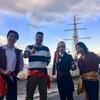 横浜に帆船が来た!