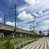 JR京葉線の架線柱1