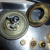 GT125 タンクキャップのパッキンを作成