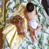 ライナスの毛布 カンゾウのモーモー