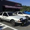 【レーシングカフェD′s garage】車好き&頭文字Dファン必見!