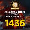 Keluaran Togel Tokyo Kamis 31 Agustus 2017