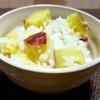 さつま芋ご飯のレシピ