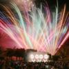 音楽と花火の融合「ファイアーリュージョン2018 in 生駒山上遊園地」(生駒市)