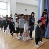 入学式⑤ 入場